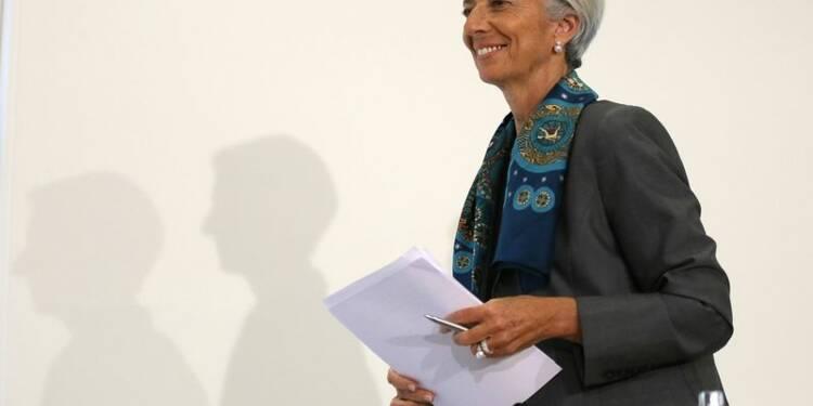 Christine Lagarde pas candidate à la présidence de la Commission européenne