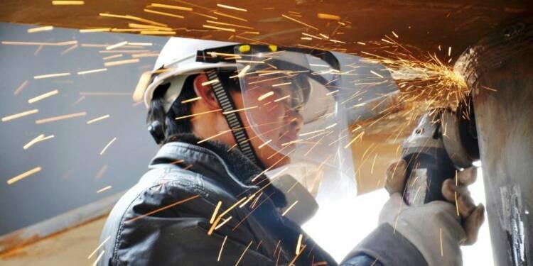Nouveau ralentissement de l'activité manufacturière en Chine