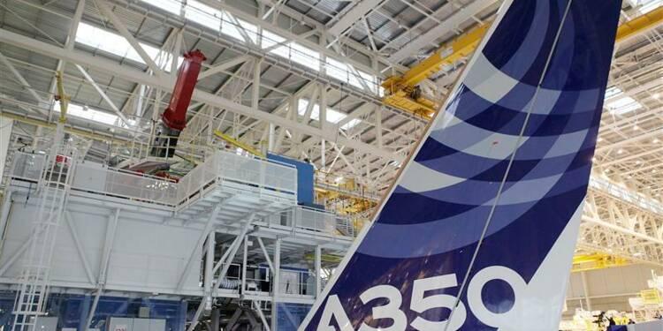 Japan Airlines pourrait acheter 20 Airbus A350