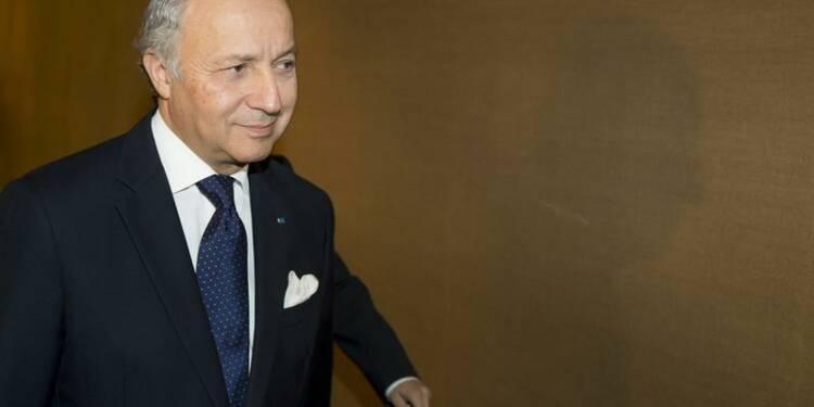 Fabius défend la position de Paris sur le nucléaire iranien