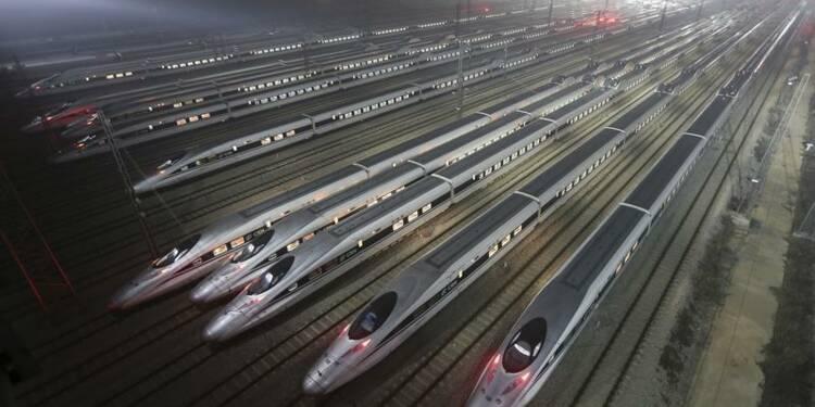 La Chine songe aux chemins de fer pour préserver sa croissance