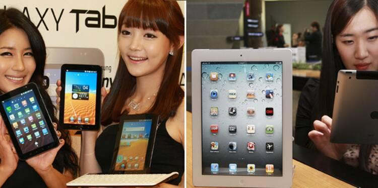 Samsung : ses investissements monstres commencent à payer face à Apple