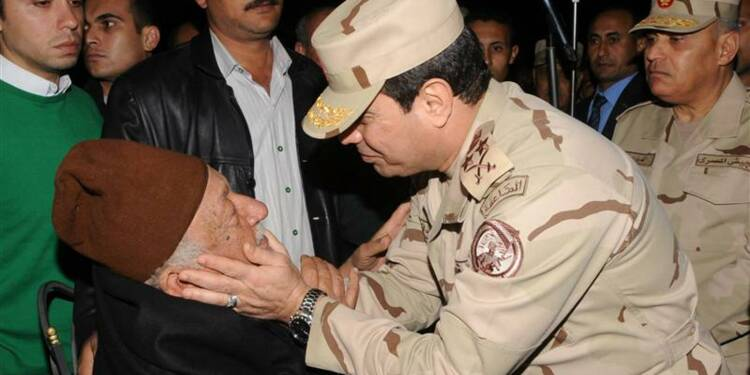 L'armée approuve la candidature du maréchal Sissi en Egypte