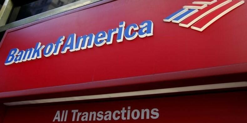 Bank of America suspend son rachat de titres après une erreur