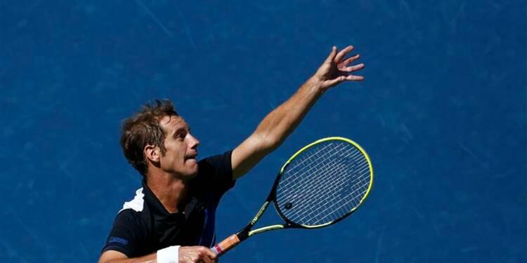 US Open: Richard Gasquet sur la route de Rafael Nadal en demie