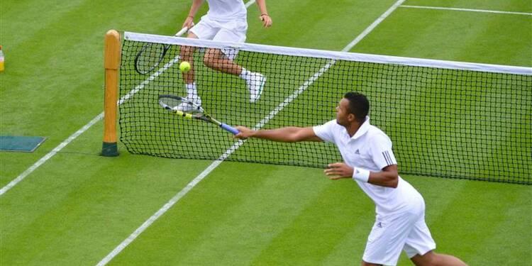 """Wimbledon: première journée faste pour les """"Frenchies"""""""