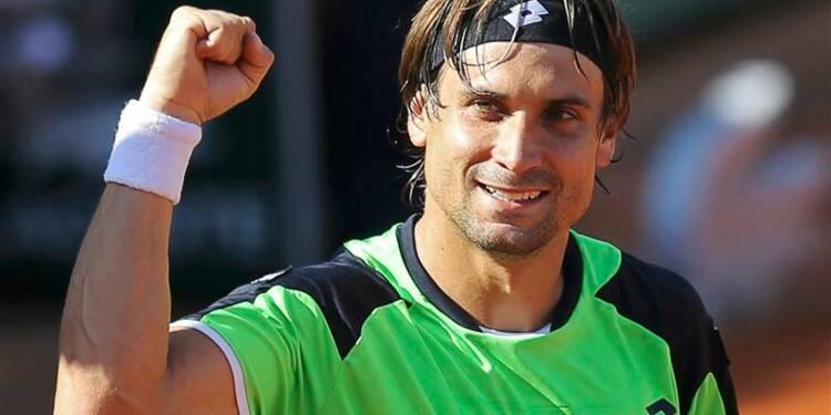 Roland-Garros: Ferrer poursuit son parcours de bon élève