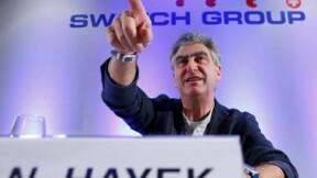 Swatch voit ses ventes progresser en Chine en 2014