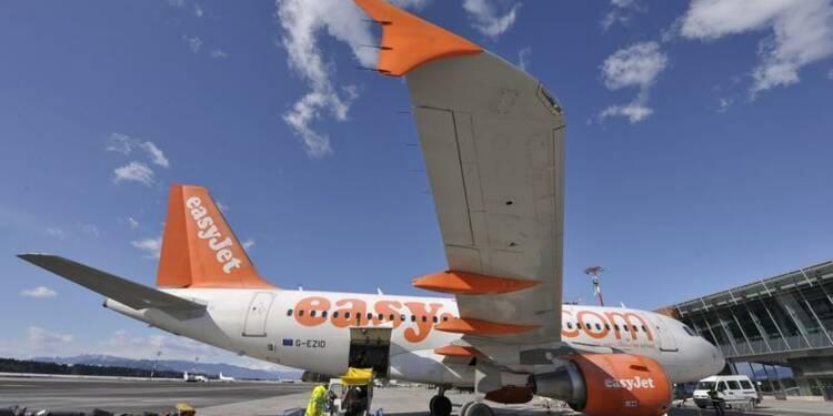 EasyJet condamnée à 70.000 euros d'amende en appel