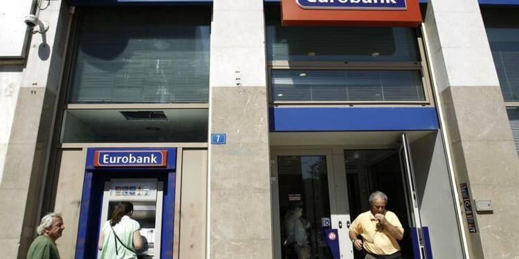Eurobank lance une augmentation de capital de deux milliards