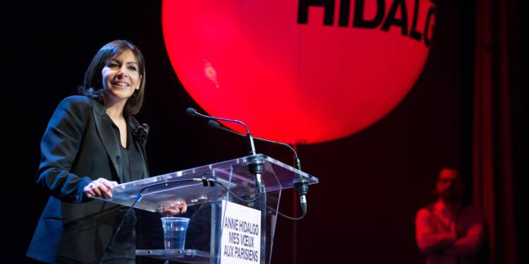 Municipales : le plan secret d'Anne Hidalgo pour faire valser les impôts à Paris