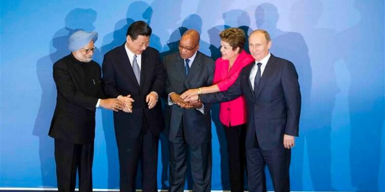 Au sommet des BRICS, le projet de banque de développement cale
