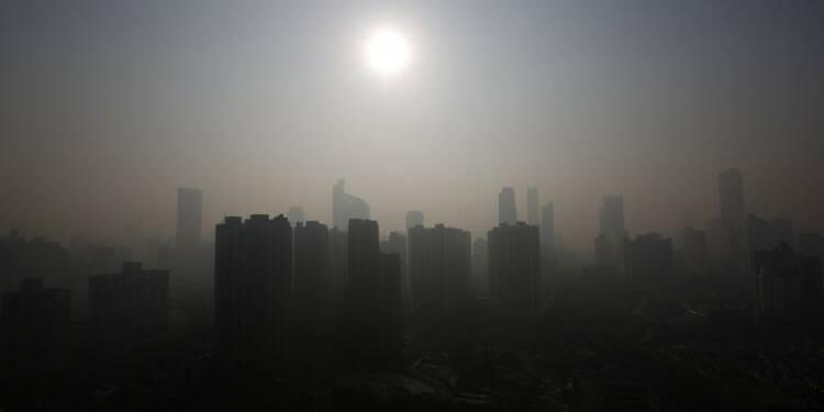 Les émissions de CO2 à un nouveau niveau record en 2013