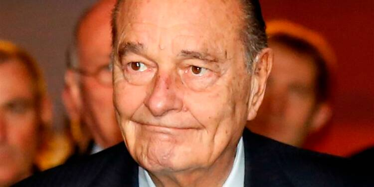 Jacques Chirac hospitalisé pour un problème sans gravité