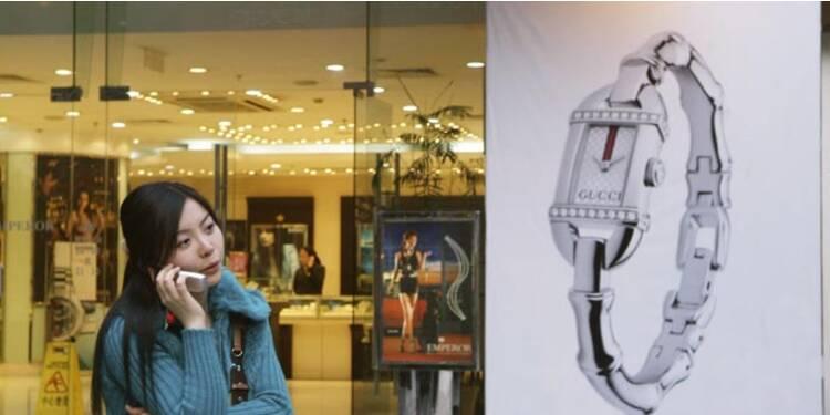 La folle ruée de l'industrie du luxe vers l'eldorado asiatique