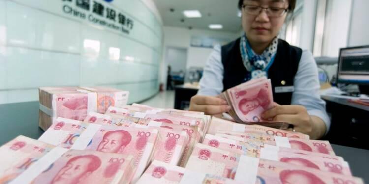 Protocole d'accord entre banques centrales française et chinoise