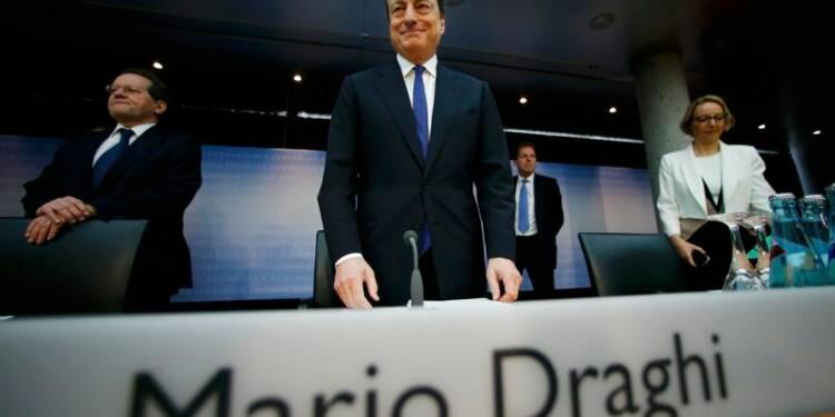 La BCE observe le statu quo sur les taux