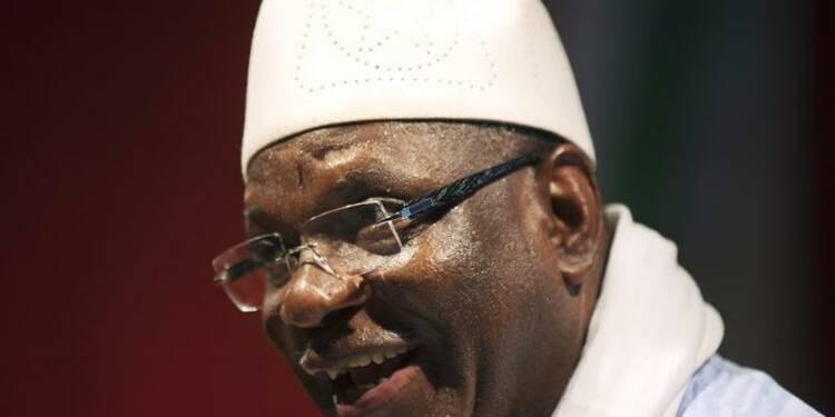 Cacique de la politique malienne, Keïta va devenir président