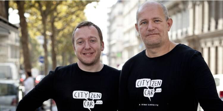Nicolas Le Douarec (CityzenCar) : il vous loue  la voiture du voisin