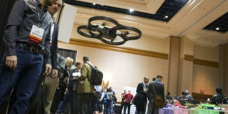 Des essais grandeur nature de drones civils autorisés aux Etats-Unis