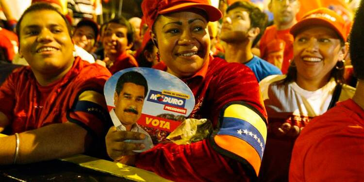 Victoire serrée de Nicolas Maduro au Venezuela