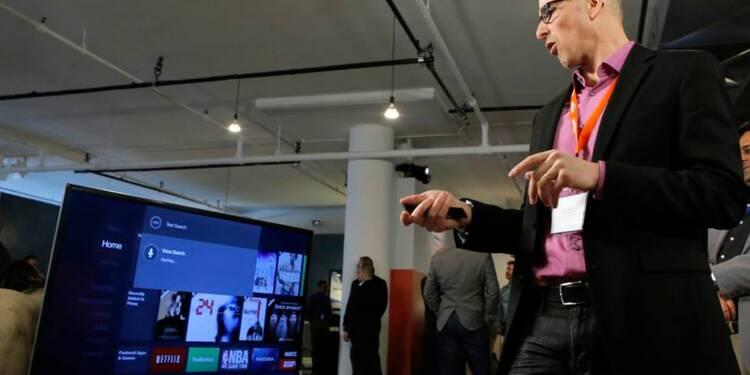 Amazon lance un boîtier concurrent à l'Apple TV