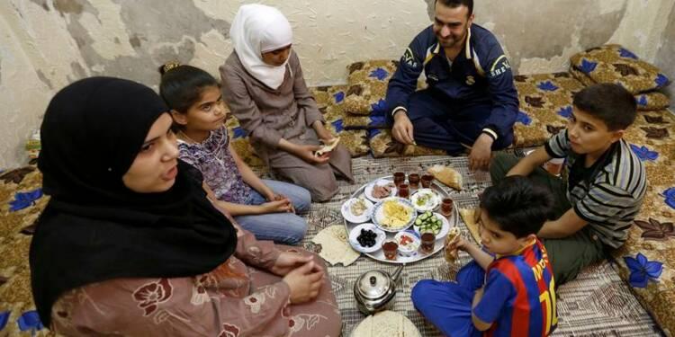 Plus de 50 millions de déplacés dans le monde