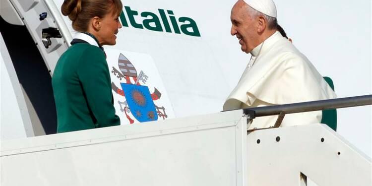 Le pape au Brésil pour les JMJ, son premier voyage