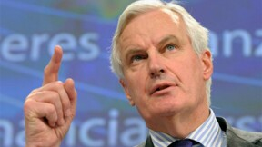 Barnier répond à Noyer sur la réforme du système bancaire