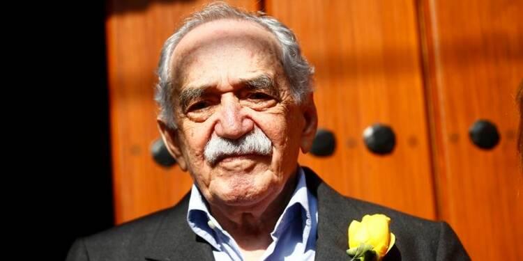 Décès du romancier colombien Gabriel Garcia Marquez