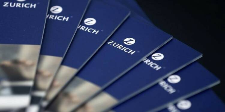Zurich Insurance fait état d'un résultat meilleur que prévu