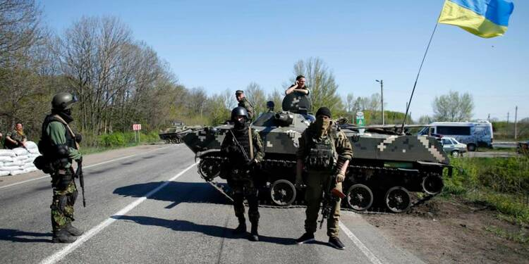 Aucun répit dans l'opération menée par Kiev dans l'Est ukrainien