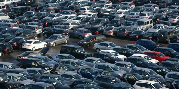 Rechute du marché automobile européen en mai