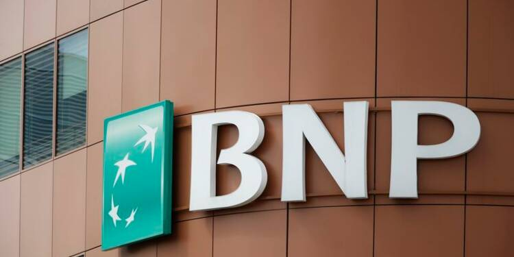 Pas de défiance des clients de la BNP malgré le risque d'amende