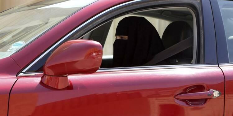 Une Koweïtienne arrêtée au volant en Arabie saoudite