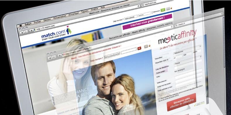 Sites de rencontre: le flirt en ligne bat son plein