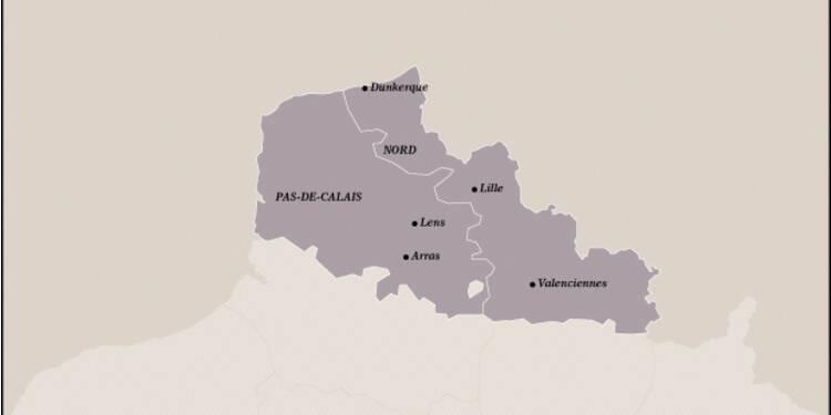 Nord-Pas-de-Calais (20ème) : coup de froid sur une région déjà affaiblie