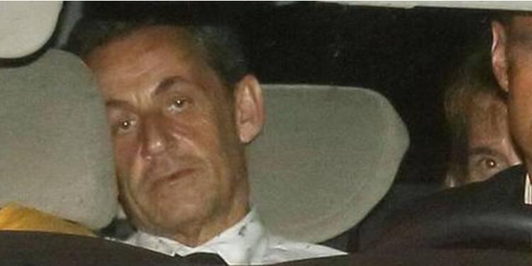 Nicolas Sarkozy mis en examen dans l'affaire des écoutes