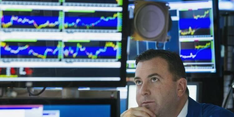 Les financières font leur come-back à Wall Street