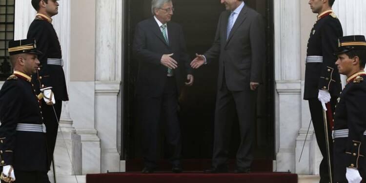 Pas de nouvelles mesures d'austérité en Grèce