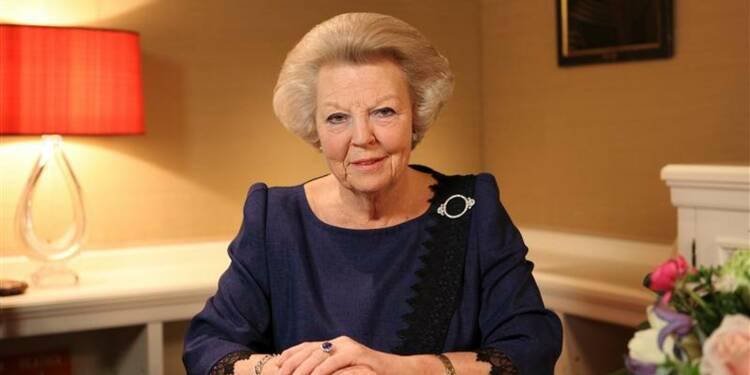 La reine Beatrix des Pays-Bas abdique en faveur de son fils