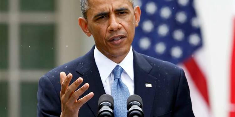 Barack Obama limoge le patron du fisc américain