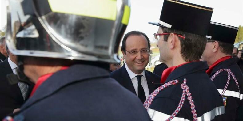François Hollande contre la suppression des départements