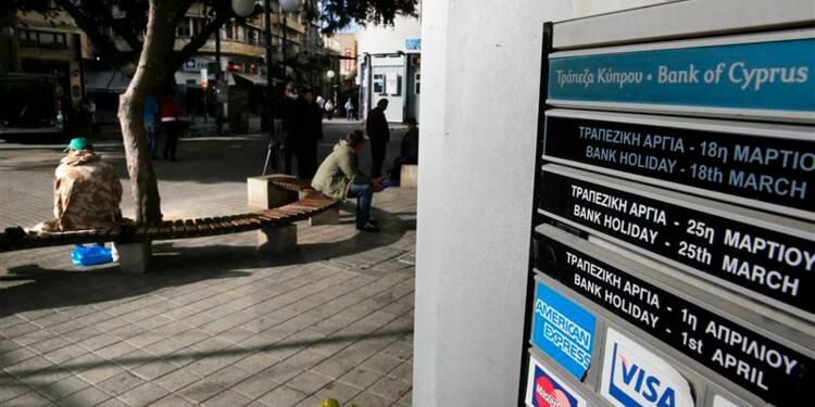 Tensions à Chypre entre la présidence et la Banque centrale