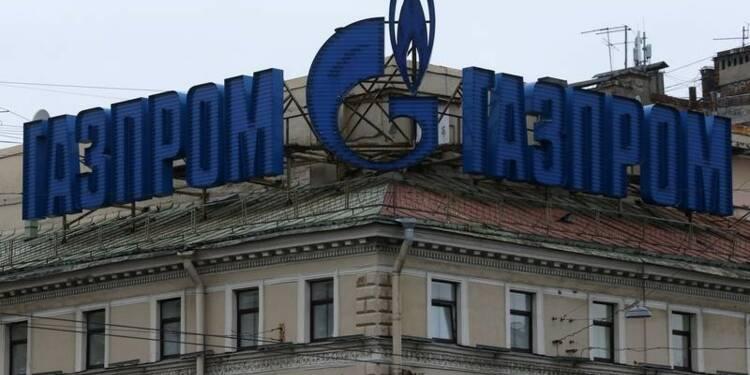 Gazprom annonce l'annulation des rabais octroyés à l'Ukraine