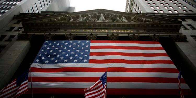 Wall Street ouvre en légère hausse malgré la Syrie