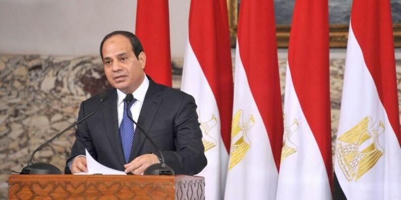 Abdel Fattah al Sissi investi à la présidence de l'Egypte
