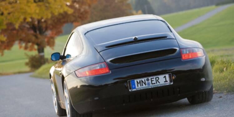 Offrez-vous une demi-Porsche ou un quart de Bentley