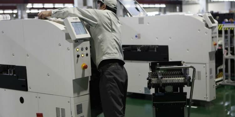 Les commandes de machines-outils ont atteint un pic au Japon