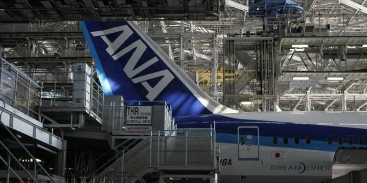 Boeing reprend les livraisons de Dreamliners